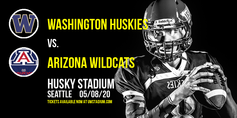 Washington Huskies vs. Arizona Wildcats at Husky Stadium