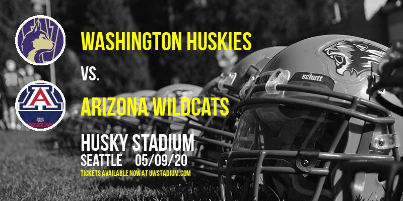 Washington Huskies vs. Arizona Wildcats at Husky Stadium