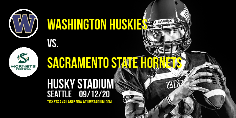 Washington Huskies vs. Sacramento State Hornets at Husky Stadium
