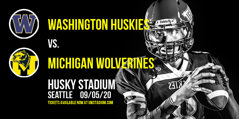Washington Huskies vs. Michigan Wolverines at Husky Stadium