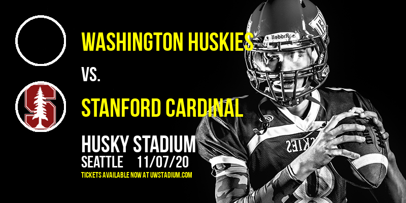 Washington Huskies vs. Stanford Cardinal at Husky Stadium